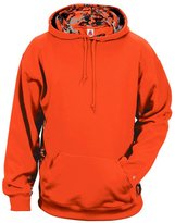 Badger Adult Color Block Performance Hoodie - 1464 - BD1464 L