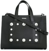 Versus studded tote - women - Leather - One Size