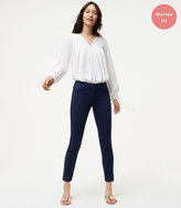 LOFT Tall Skinny Sanded Sateen Chinos in Marisa Fit