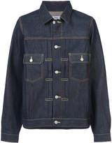 Visvim buttoned denim jacket