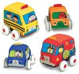 Melissa & Doug Toddler Pull-Back Vehicles