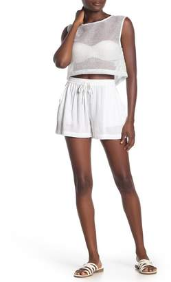 Onia Aleen Cover-Up Shorts