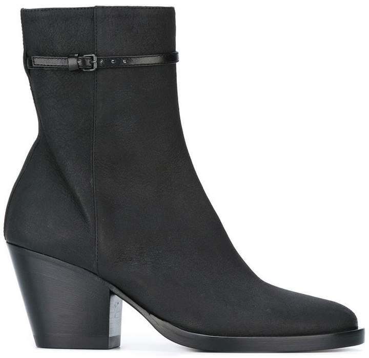 A.F.Vandevorst mid-heel ankle boots