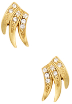 Elizabeth Cole Crystal Stud Earrings