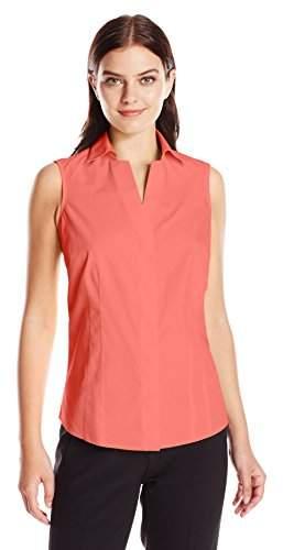 Foxcroft Women's Taylor Sleeveless Non Iron Shirt
