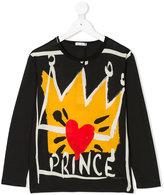 Dolce & Gabbana print print top