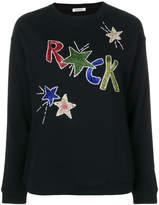 P.A.R.O.S.H. Rock embellished jumper