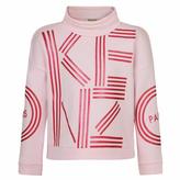 Kenzo Girls Logo Sweater