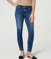 LOFT Modern Skinny Jeans in Medium Original Enzyme Wash