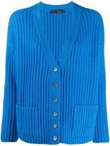 Incentive! Cashmere V-neck cashmere cardigan