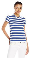 MiH Jeans Women's Range Striped Tee Shirt