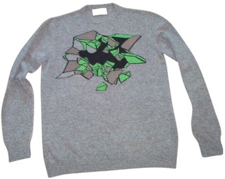 Christopher Kane Grey Wool Knitwear & Sweatshirts