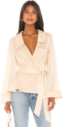 House Of Harlow X REVOLVE Layla Blouse