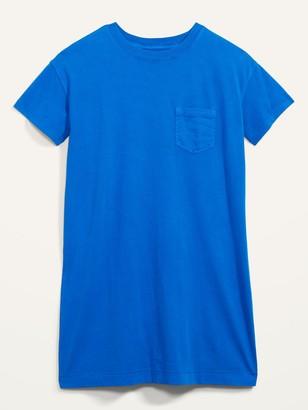 Old Navy Vintage Garment-Dyed T-Shirt Shift Dress for Women