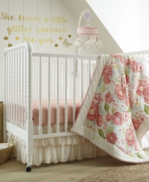 Levtex Baby Charlotte Crib Bed Set of 5 Bedding