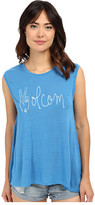 Volcom Peaced Out Muscle Top
