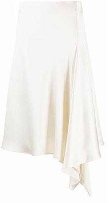P.A.R.O.S.H. Asymmetric Hem Skirt