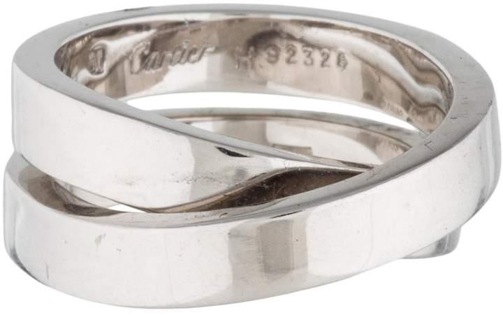 Cartier Paris Nouvelle Vague white gold ring