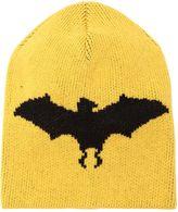 Gucci Wool Alpaca Bat Jacquard Hat