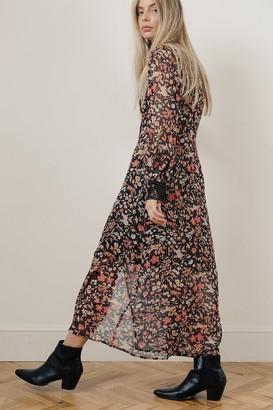 Lily & Lionel Black Jasmine Wren Dress - Medium