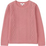 Uniqlo Kids Crewneck Long Sleeve Sweater