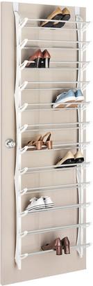 Whitmor 36-pair Over The Door Shoe Rack