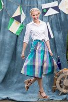 Shabby Apple Hali Skirt Blue