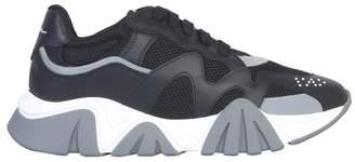 Versace Squalo Logo Sneakers