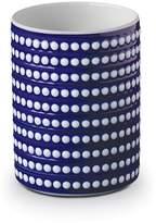 L'OBJET Perlee Bleu Short Vase