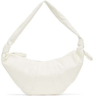 Lemaire White Large Bum Bag