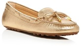 MICHAEL Michael Kors Daisy Metallic Moccasin Loafers