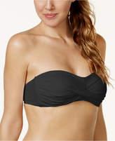 Anne Cole Bandeau Twist Bikini Top,A Macy's Exclusive Style Women's Swimsuit