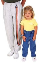 Leachco CJ Toddler Loop n Lead Child Wrist & Belt Loop Leash Safety Harness G210 by