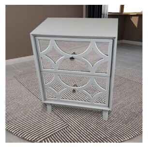 Thumbnail for your product : Rosdorf Park Rego 2 - Drawer End Table