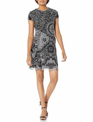 Desigual Women's Dress Short Sleeve