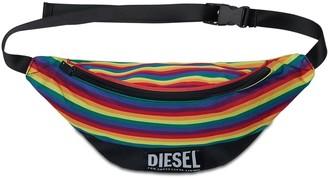 Diesel Pride Rainbow Tech Belt Bag
