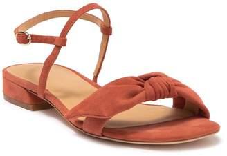 Joie Parthena Bow Suede Sandal