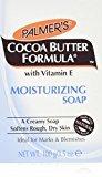 Palmers Cocoa Butter Formula, Cream Soap Bar with Vitamin E, 3.5 oz - 1 ea