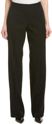 Narciso Rodriguez Stitched Wool Pant