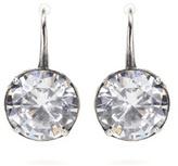 Bottega Veneta Crystal Earrings