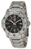 Luminox Women's 7252 Steel Colormark Black Watch