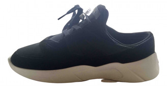 Fear Of God Black Suede Trainers