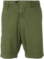 Perfection classic deck shorts - men - Cotton/Linen/Flax/rubber - 50