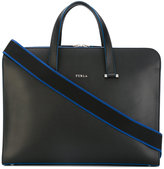 Furla 'Vulcano' laptop bag - men - Leather - One Size