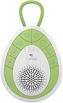 Homedics MyBaby SoundSpa On-The-Go Sound Machine in Green
