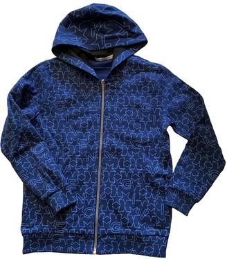 Givenchy Navy Cotton Knitwear & Sweatshirts