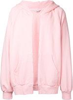 Unused - oversized hoodie - men - Cotton - 2