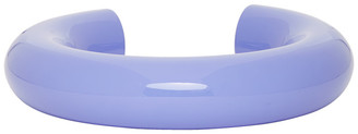 Uncommon Matters Purple Swell Bangle Bracelet