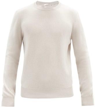 The Row Benji Crew-neck Cashmere Sweater - Beige