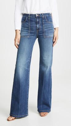 Veronica Beard Jeans Crosbie Jeans